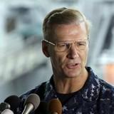 Mỹ cách chức tư lệnh Hạm đội 7 sau vụ va chạm tàu khu trục