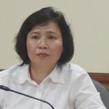 <span class='bizdaily'>BizDAILY</span> : Cơ quan chủ quản xem xét cho bà Hồ Thị Kim Thoa nghỉ việc