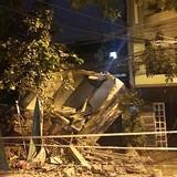 Chủ hai nhà bị sập ở Sài Gòn sẽ được bồi thường thế nào?