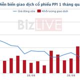 """PPI: Lỗ """"nhảy vọt"""" 5,7 lần sau soát xét, cổ phiếu tiếp tục bị cảnh báo"""