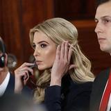 Thế giới 24h: Con gái ông Trump gây sốc tại cuộc họp Nhà Trắng