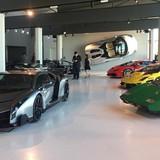 """Chiêm ngưỡng dàn siêu xe - những """"nhân chứng lịch sử"""" - trong bảo tàng Lamborghini"""