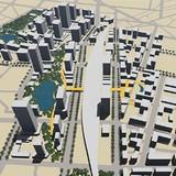 Ga Hà Nội và các tòa nhà 70 tầng được đề xuất quy hoạch như thế nào?