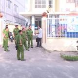 Truy tìm nghi phạm dùng súng cướp ngân hàng Vietinbank