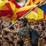 Sự giận dữ của những người muốn Catalonia tách khỏi Tây Ban Nha