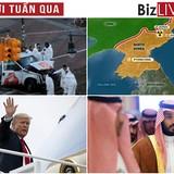 Thế giới tuần qua: Ông Trump bắt đầu chuyến công du Châu Á, Triều Tiên tuyên bố phóng vệ tinh