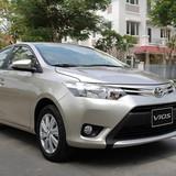 Toyota Vios: Ô tô hot liên tục giảm giá, xuống dưới 500 triệu