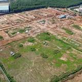 Suất tái định cư tối thiểu sân bay Long Thành bằng 80 m2 đất