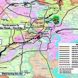 """Đang """"tắc"""" vốn, TP.HCM lại đề xuất xây tuyến metro 2,8 tỷ USD"""