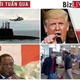 Thế giới tuần qua: Chuyển giao quyền lực tại Zimbabwe