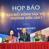 Gần 1.000 doanh nghiệp sẽ tham dự Diễn đàn Bất động sản Việt Nam thường niên lần thứ I