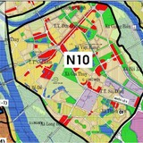 Hà Nội điều chỉnh quy hoạch phân khu đô thị N10 quận Long Biên