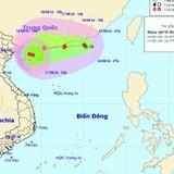 Áp thấp nhiệt đới kép đang hướng vào Việt Nam