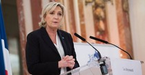 """Ứng viên tổng thống Pháp nói """"đồng Euro đã chết"""""""