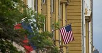 Mỹ tố Nga không cho nhân viên sứ quán Mỹ thu dọn tư trang