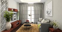 Ngắm căn hộ căn hộ chung cư 90m2 đẹp đến từng centimet