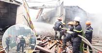 """Sau vụ cháy lớn trên đường Phạm Hùng, cảnh sát chỉ ra 38 dự án """"treo"""" cần dẹp bỏ kho xưởng tạm"""