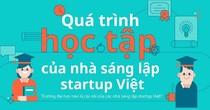 """[Infographic] Trường đại học nào là """"cái nôi"""" của các nhà sáng lập startup Việt?"""