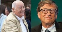 """Ông chủ Zara Amancio Ortega """"đe dọa"""" soán ngôi giàu nhất thế giới của Bill Gates"""
