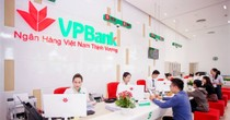 Thu nhập hoạt động thuần quý I/2017 của VPBank tăng trưởng khả quan