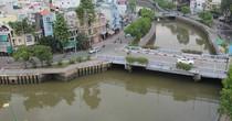 """""""Nhức đầu"""" với kênh Nhiêu Lộc - Thị Nghè"""