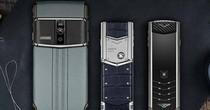 Smartphone Vertu sẽ dùng công nghệ của hãng Trung Quốc