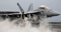 Phút đối đầu của tiêm kích Mỹ bắn rơi cường kích Syria