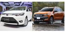 [Infographic] Đua nhau giảm giá, mẫu xe nào bán chạy nhất thị trường?