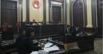 """Tạm dừng xét xử 10 cán bộ Navibank """"đi đêm"""" lãi suất với Huyền Như"""