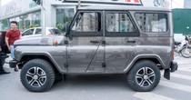 UAZ Hunter: Xe Nga chỉ dành cho người hoài cổ