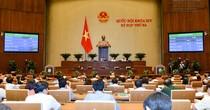 Quốc hội sẽ lấy phiếu tín nhiệm lãnh đạo cấp cao trong năm 2018