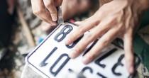 Quốc hội đồng ý đưa biển số xe vào kho số để bán đấu giá