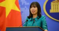 Việt Nam chính thức lên tiếng về hoạt động dầu khí ở Biển Đông