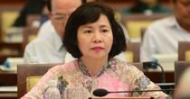 Thủ tướng miễn nhiệm chức Thứ trưởng đối với bà Hồ Thị Kim Thoa