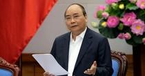 Thủ tướng: Không để có tình trạng lấy nghị quyết năm ngoái để làm năm nay