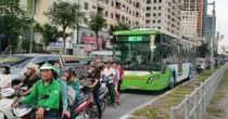 Dành làn riêng cho buýt nhanh BRT có lãng phí?