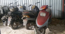 [Video] TP.HCM phát hiện kho hàng lậu chứa xe tay ga Trung Quốc