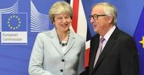 Anh đạt thỏa thuận đầu tiên về rời EU