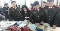 """Đường dây bán gần 600 tỷ đồng hóa đơn """"ma"""" ở Hà Nội"""
