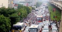 [Video] Hà Nội dự kiến chi 80 tỷ đồng xén thảm cỏ đường Vành đai 3