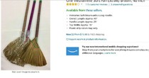 Mua chổi chít Việt giá gần nửa triệu/chiếc về dùng, khách Tây nói gì?