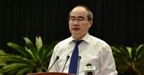 Bí thư Nguyễn Thiện Nhân: TP. HCM, tốc độ xây đường phải gấp 7 lần