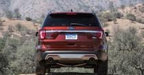 Ford dính bê bối ém thông tin khí xả lọt vào cabin Explorer