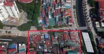 [Ảnh] Con đường hơn nghìn tỷ ở Hà Nội 15 năm chưa làm xong
