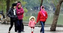 Không khí lạnh tràn về, Bắc Bộ tiếp tục đợt rét đầu mùa