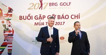 Sự kiện 2017 BRG Golf Hà Nội Festival trở thành sân chơi truyền thống của các gôn thủ