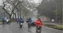 Bắc Bộ tiếp tục mưa rét, độ ẩm cao