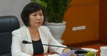 Bộ Công Thương nói gì về hình thức kỷ luật Thứ trưởng Hồ Thị Kim Thoa?