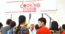 Trung tâm dạy nấu ăn 5 sao miễn phí thu hút hơn 3.000 người Hà Nội sau 3 tháng