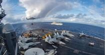 Tàu chiến Mỹ 'sẽ tiếp tục tuần tra Biển Đông'